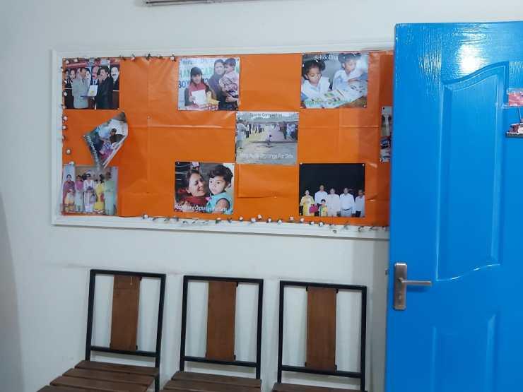 Eid Celebrations at Orphanage